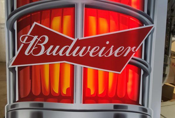 budweiser-corrugated-pop-up
